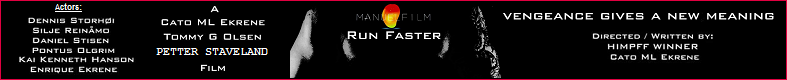 Short film Run Faster